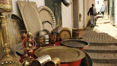 صورة الحرف والصناعات اليدوية في الجزائر