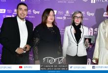 صورة ليندا خالفة شايب على رأس الإدارة التنفيذية لقناة الجزائرية وان