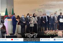 صورة جائزة رئيس الجمهورية لمسابقة أجمل الواحات في طبعتها الأولى